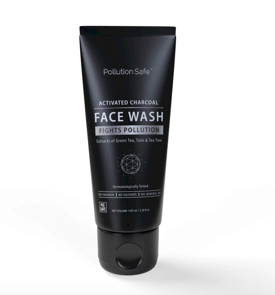 Activated Charcoal Face wash-100 ml