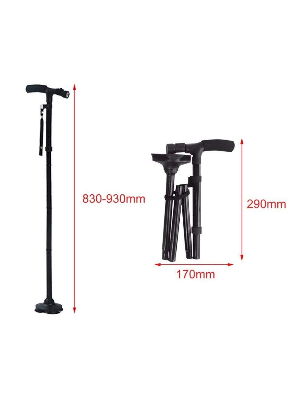 Trusty Cane With Built In Light