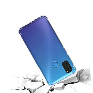 Mobile Cover (Soft & Flexible Shockproof Back Case with Cushioned Edges) for Samsung Galaxy M21 / M30s