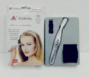 Eyebrow Hair Remover Women Eyebrow Trimmer Flawless Pen