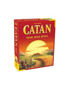 Big Catan Cards Game For Kids