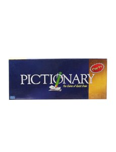 Pictionary The Game Of Quick Draw Sketches