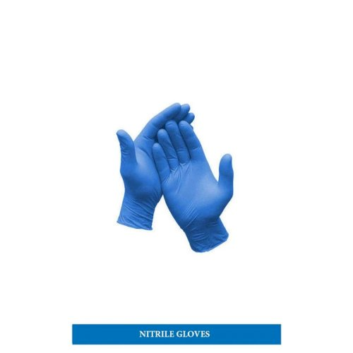 Nitrile Latex and Powder free surgical gloves