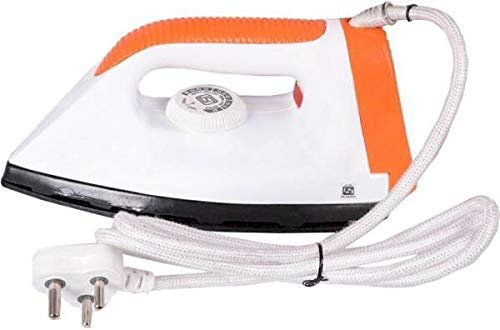 Magic Copper Light Dry Irons Box for Press Clothes Electric 750W Coating (Colour May Be Different from The Images)