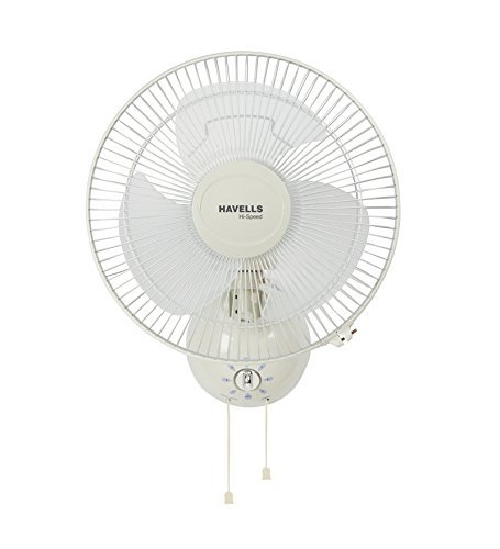 Havells D'zire High Speed 300mm Wall Fan (Grey)