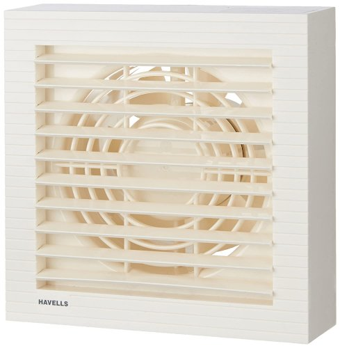 Havells Ventilair 150mm Exhaust Fan with Electronic Shutter (White)