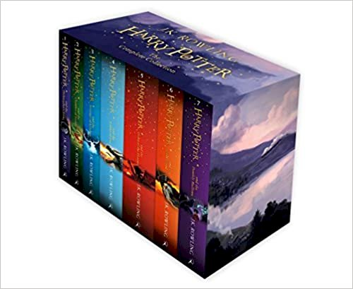 Harry Potter Ebook Set: The Complete Collection  (Set of 7 Volumes) Ebook  J. K. Rowling