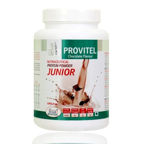 Art Life Protein Powder Junior - Helps Children in Active Growth, Proper forming of Bones and Muscle Growth also For Development and strengthening of immune system in growing kids. 500Gm - Chocolate Flavour