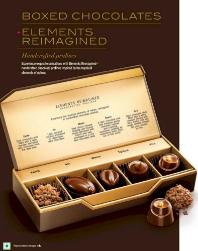 Elements Reimagined - Handcrafted Pralines