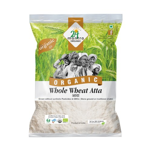 WHOLEWHEAT ATTA PREMIUM 5 KG