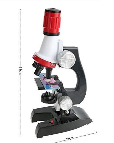 Best Deals Science Microscope, Educational Toy Real Working Microscope for Kids.